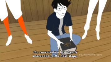 Tatami Galaxy English Conversation Circle 7