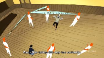 Tatami Galaxy English Conversation Circle 8