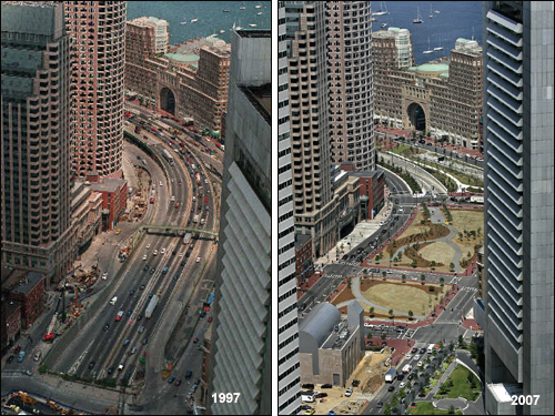 boston s big dig Boston's central artery/tunnel project, famously known as the big dig, was not only one of the largest, most complex, and most challenging projects ever implemented within the united states, it was a.