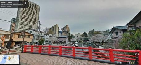 Fishing village Tsukudajima Tokyo