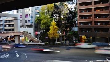 Ohashi green Junction shrine