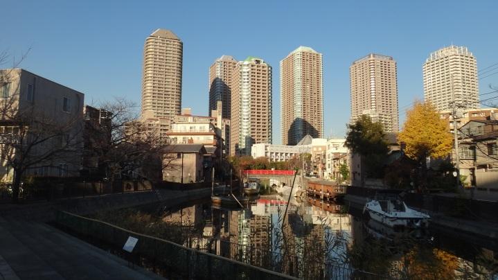 Tsukudajima fishing Tokyo today
