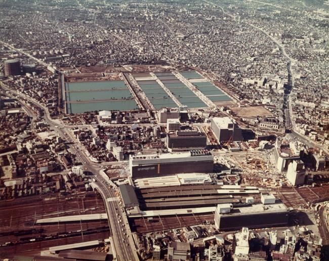 Shinjuku Yodobashi Purification Plant