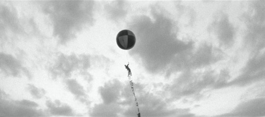 Black Sun 1964 ending Ad Balloon 2