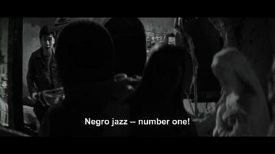 Black Sun - Negro Jazz scene 1