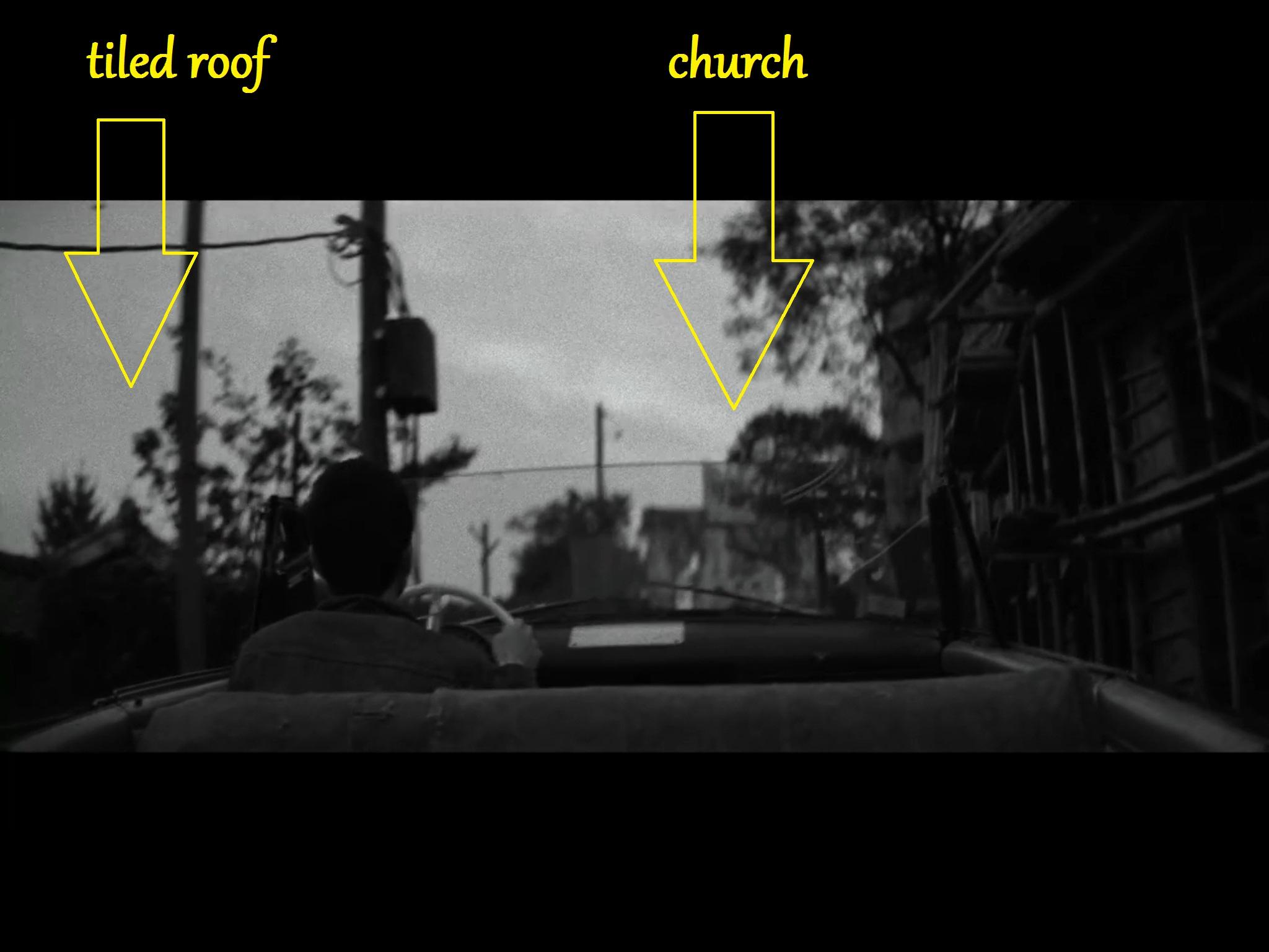 black sun shibuya 1964 drive to church hill the tokyo files 東京