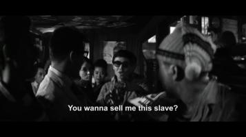Black Sun slave bar scene 1964 sell me slave
