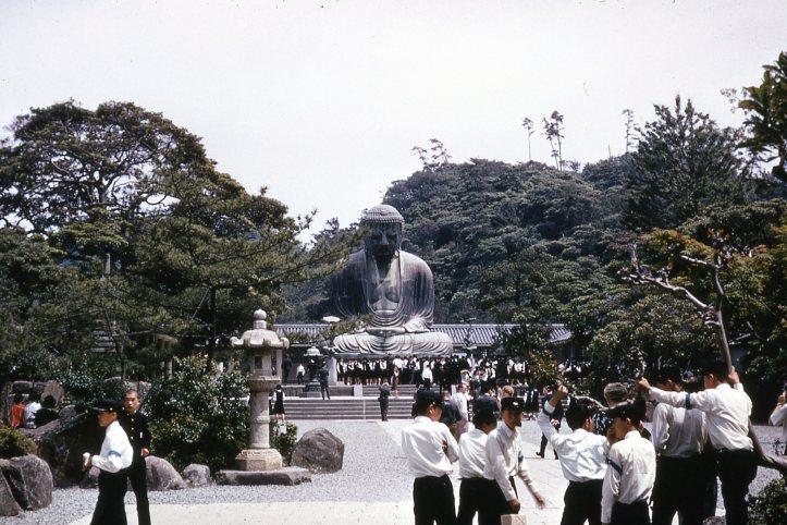 Kamakura Buddha Daibutsu 1960s