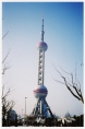 Shanghai TV tower Oriental Pearl 2003