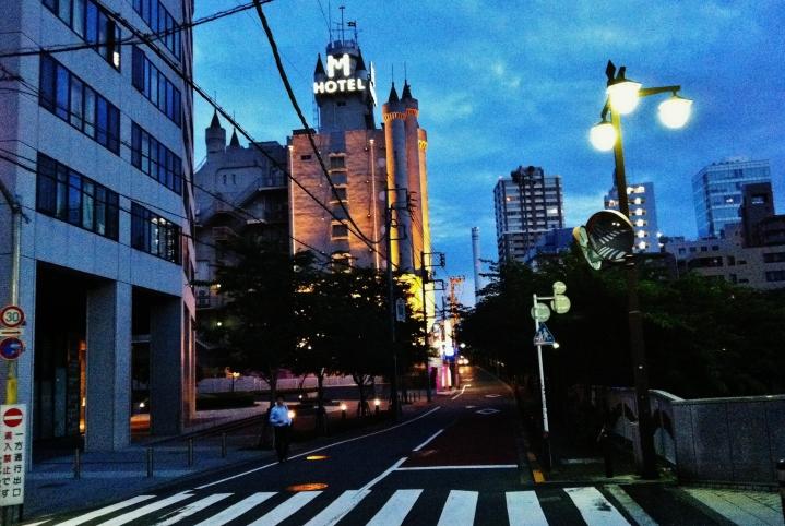 Hotel Emperor Meguro, 2012