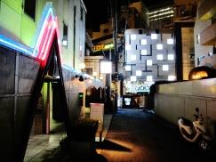 Shibuya love hotel hill