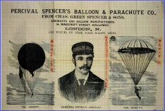 Percival Spencer's Baloon and Parachute Co
