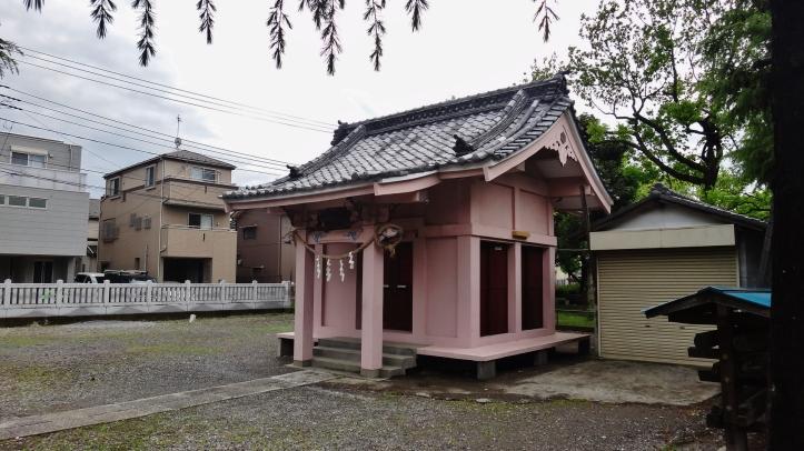 Pink Shrine Tokyo