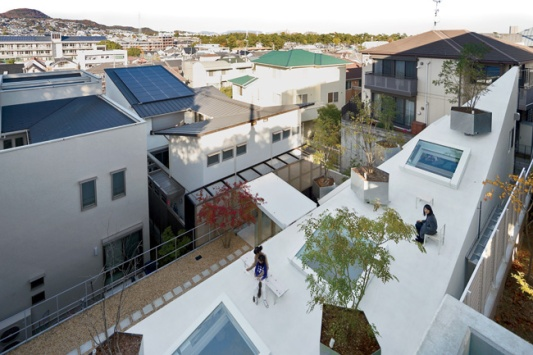 House-K-Sou-Fujimoto-Architects Nishinomiya