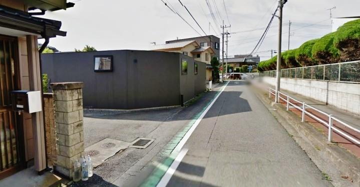 House T Sou Fujimoto Maebashi streetview