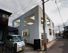 Sou Fujimoto House N Oita 4 from west