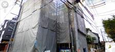 Sou Fujimoto Tokyo Apartment Itabashi construction 2009
