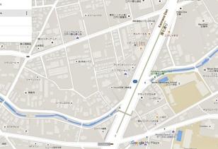 furukawa water park edogawa Tokyo map