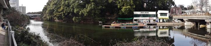 Benkeibashi Akasaka fishing club today