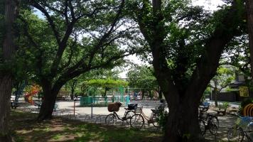 Toei Takasago Apartment park Tokyo