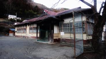 old timey school