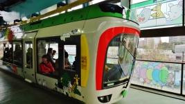Ueno zoo monorail Tokyo Japan 1