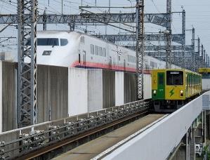 New Shuttle Ina Line Saitama