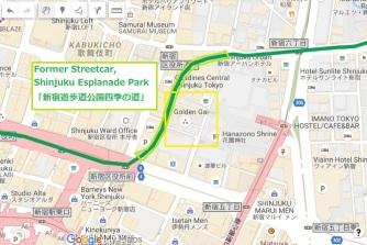 golden-gai-shinjuku-esplanade-park-green-path