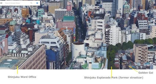 shinjuku-esplanade-park-former-streetcar-aerial-photo