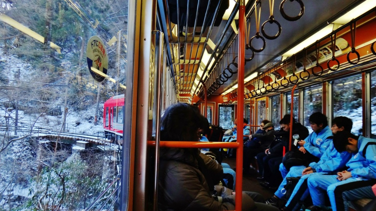 Watching the Hakone Ekiden: a practical guide to Japan's biggest race 箱根駅伝コース地図