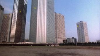 Shinjuku water filtration Bad News Bears in Japan 1978 comparison