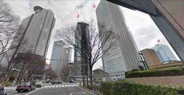 Shinjuku water filtration Bad News Bears in Japan 2016