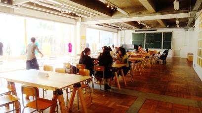 3331 Arts Chiyoda art gallery school cafe
