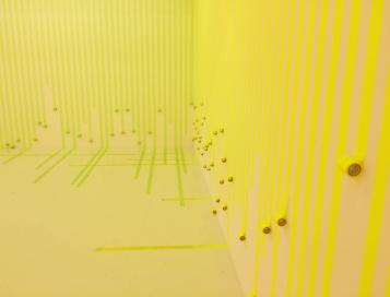 3331 Arts Chiyoda installation tape 3