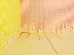 3331 Arts Chiyoda installation tape 4