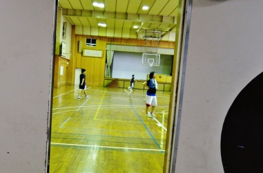 3331 Arts Chiyoda Japanese school gymnasium