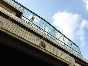 3331 Arts Chiyoda Tokyo rooftop gymnasium