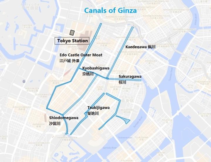 canals of ginza 1
