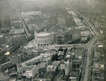 Yurakucho Ginza canals Tokyo 1933