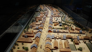 ShinjukuHistoricalMuseum Edo cityscape