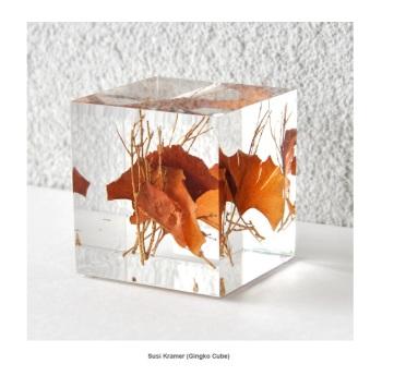Susi Kramer artist Ginko Cube