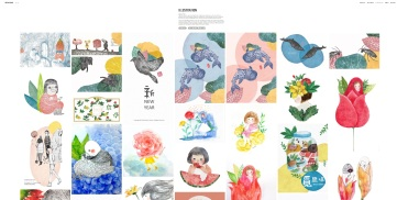 Weiyun Chang illustration